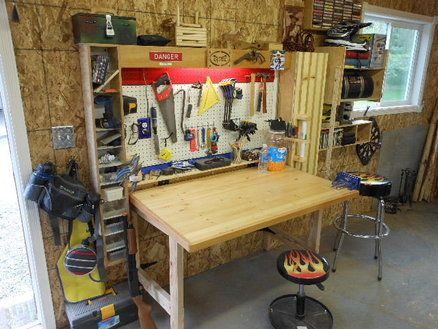 Benefits Of Workbenches And Work Tables For Workshop